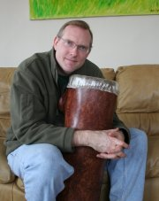 Mark just wanted a drum for x-mas...