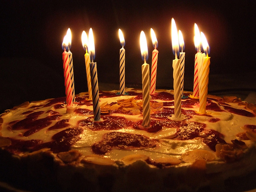 happy birthday! From Mark Shepard