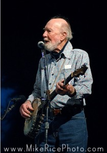 Pete Seeger Turns 90