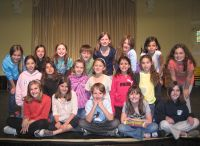 Center Stage Productions Cast of Letters To Daddy, Jr