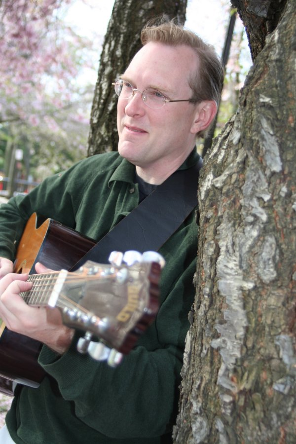 Singer/Songwriter Mark Shepard