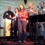 "Unity Church In Albany ""Cowabunga Chorus"""