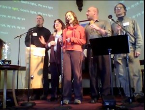 We Shall Live In Light Performed Live At Unity Church