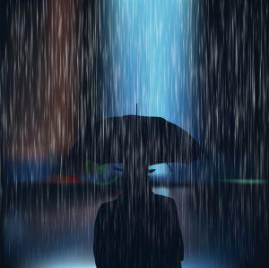 518 Rain simple video