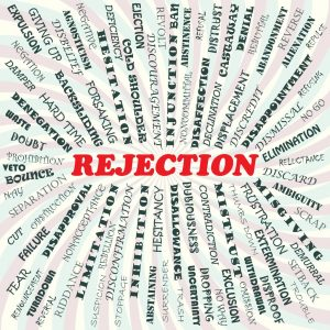 19870973 - illustration of rejection concept