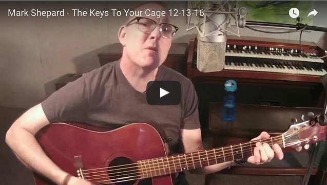 Keys To Your Cage (Behind The Scenes Video) #523
