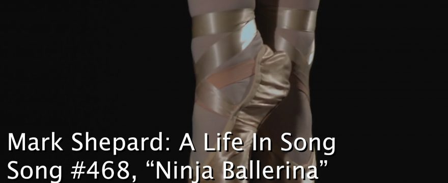 Ninja Ballerina Music Video (Song #468)